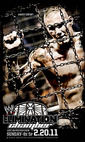Elimination Chamber: The Last Stop