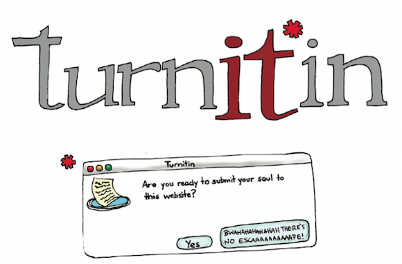 Essays not on turnitin