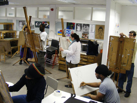 Fall 2012: Art classes for the new year – The Watchdog