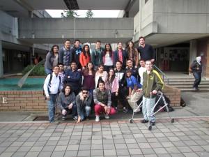 El Centro LACC group shot