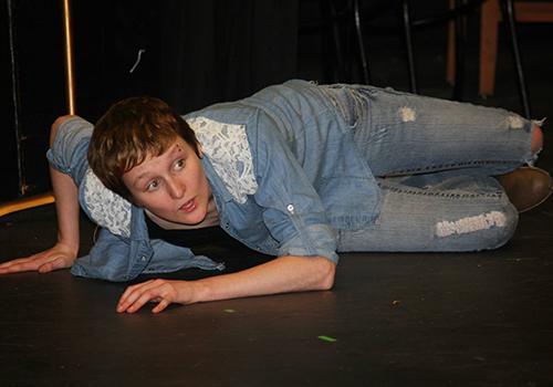 Charlie Schuster as Jean Rehearsalcroppedredeye
