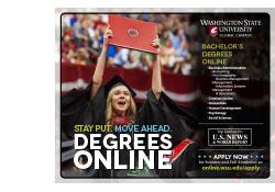 WSU Online Side