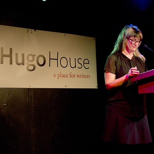Karen Finneyfrock at Hugo House