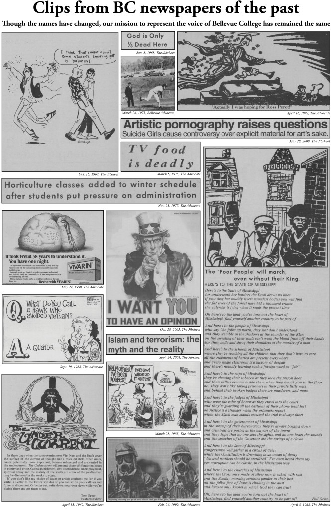 Snippets of BC's past