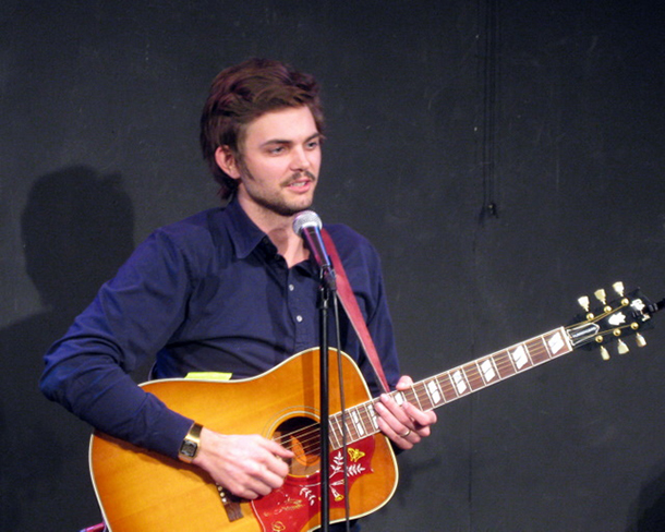 """Nick Thune Born: December 8, 1979 Attended BC: 1997-2001 After BC: Thune moved to LA to pursue his career in entertainment. A standup comedian and actor, Thune has been on """"The Tonight Show"""" 10 times, """"Conan"""" twice, and """"Late Night"""" once. He also has played roles in the movies """"Knocked Out"""" and """"Unaccompanied Minors."""" He also has an album out where he performed standup comedy to some guitar music and his most recent tour, called """"Very Tour! Much Comedy!"""" was in February."""