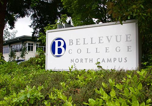 north campus sign - c