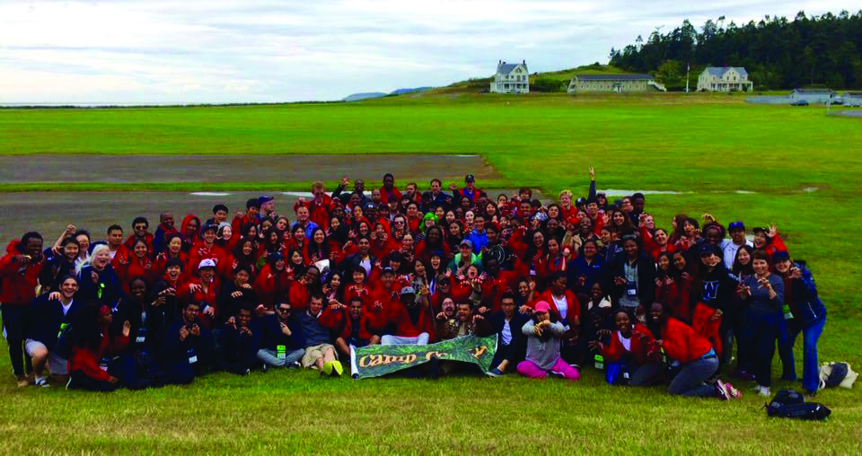 Camp Casey group photo