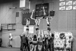 BC cheer team