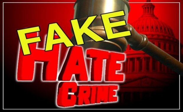 Fake hate crimes hurt everybody