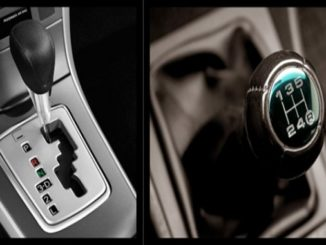 automatic and manual gears