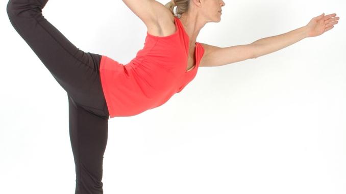 common yoga pose
